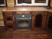 Кухня массив Бука